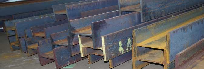 Stahlträger Grundieren stahlträger käfer stahlhandel in gochsheim
