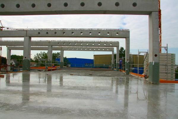 KÄFER Neubau Zwischendecke