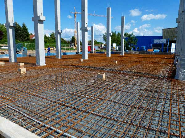 Neubau Stahlmatten