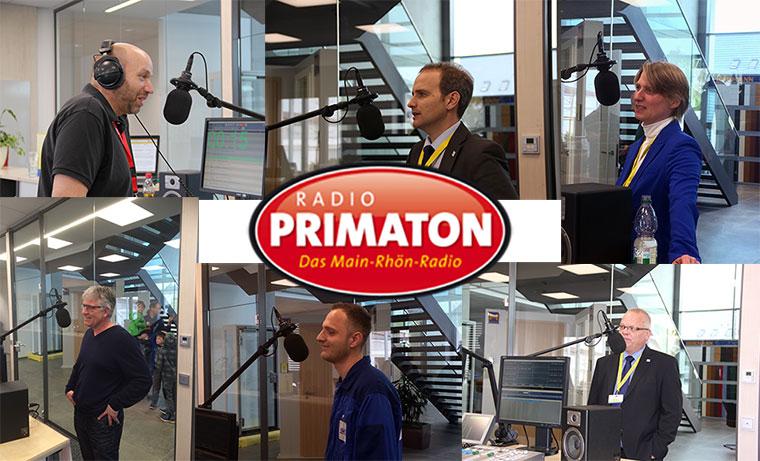Interviews Radio Prima Ton Schweinfurt KÄFER
